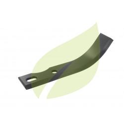 Couteau de fraise droit motobineuse BOUYER 200mm