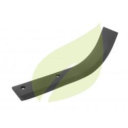 Couteau de fraise droit motobineuse BRIBAN 205mm largeur 40mm