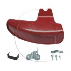 Protection pour la lame adaptable pour chaque débrousailleuse , Pour arbre avec Ø de24mm