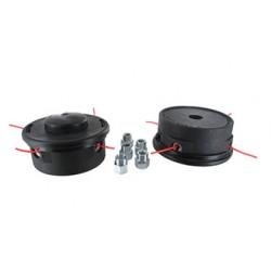 Tête fil nylon de débroussailleuse adaptable semi-automatique STIHL TAP-N-GO FS280, FS360, FS420, FS450