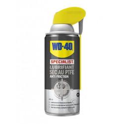 Lubrifiant sec au PTFE 3-EN-UN aerosol de 250 ML