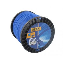Fil nylon carre pour debrousailleuse bobine 45 METRES - Ø 3.3 MM