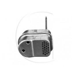 Pot d'échappement adaptable TECUMSEH 35056,33280