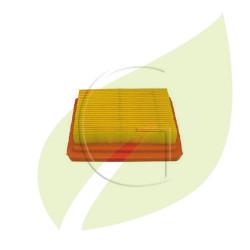 Filtre à air adaptable de tondeuse STIHL BT120, FR350, FR450, FS120,