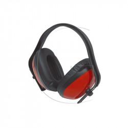Protège oreilles anti bruit pour débroussailleuse et travaux extérieur