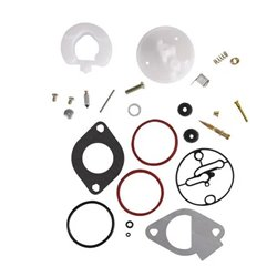 KIT REPARATION CARBURATEUR adaptable BRIGGS & STRATTON pour séries 215702, 215705, 215802