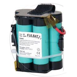 Batterie pour robot tondeuse de marque FLYMO modèle 1200R