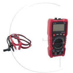Multimètre digital pour circuit robot tondeuse