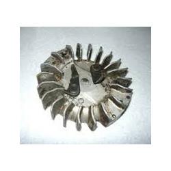 démarreur électriques husqvarna flywheel n°orig 502511506 pour mod : 365, 2165