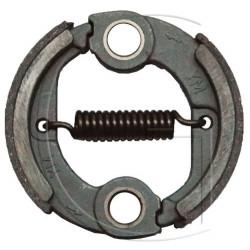 embrayage centrifuge kawasaki, n°orig : 13071-2174, pour mod : tD48, td70, tg33, td33, td40, td44
