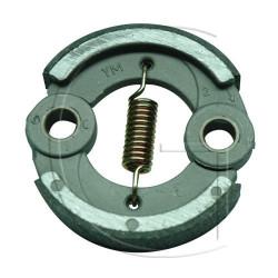 embrayage centrifuge kawasaki, n°orig : fr66843, pour mod : t40, t180, t200, t328