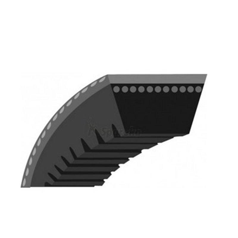 Courroie pour tondeuse PARTNER modele K650 ACTIVE, K650 ACTIVE II, K700 ACTIVE, K700 ACTIVE II