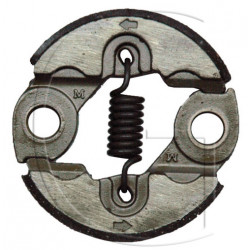 embrayage centrifuge mitsubishi n°orig 13071-2174, pour mod g3k, g4k