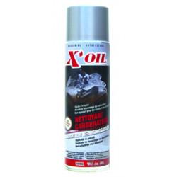 Bombe de nettoyant spécifique pour carburateur 500ml X Oil