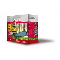 Kit de démarrage 2 temps X'OIL pour Tronconneuse