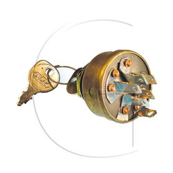 Contacteur à clé BRIGGS & STRATTON 493625 692318