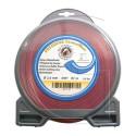 Bobine de fil nylon rond pour debrousailleuse 46 METRES - Ø 2.7 MM