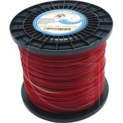 Bobine de fil nylon rond pour debrousailleuse 231 METRES - Ø 3.3 MM