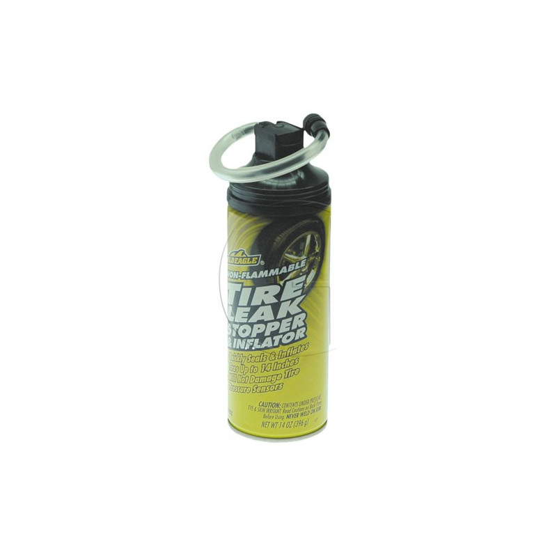 Bombe anti crevaison pneumatiques