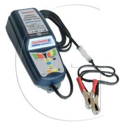 chargeur de batteries optimate 6 ampmatic pour les batterie 12 V de voiture et de bateau de 15 Ah à 20 Ah