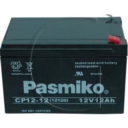 Batterie ALKO 12 volts 12 Ampères  Sans entretien