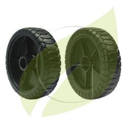 Roue tondeuse CASTEL GARDEN pour modeles NP534 T430 T434