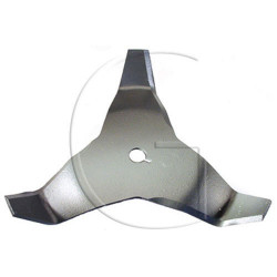 Lame broyeur pour débroussailleuse Ø25.4mm x 300mm