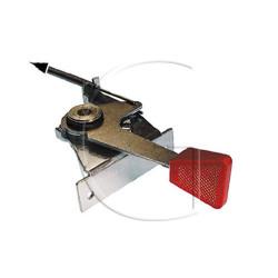cable d'accelérateur complet snipper N°ORIGINE : 12061 3512061 POUR TONDEUSE A SIEGE