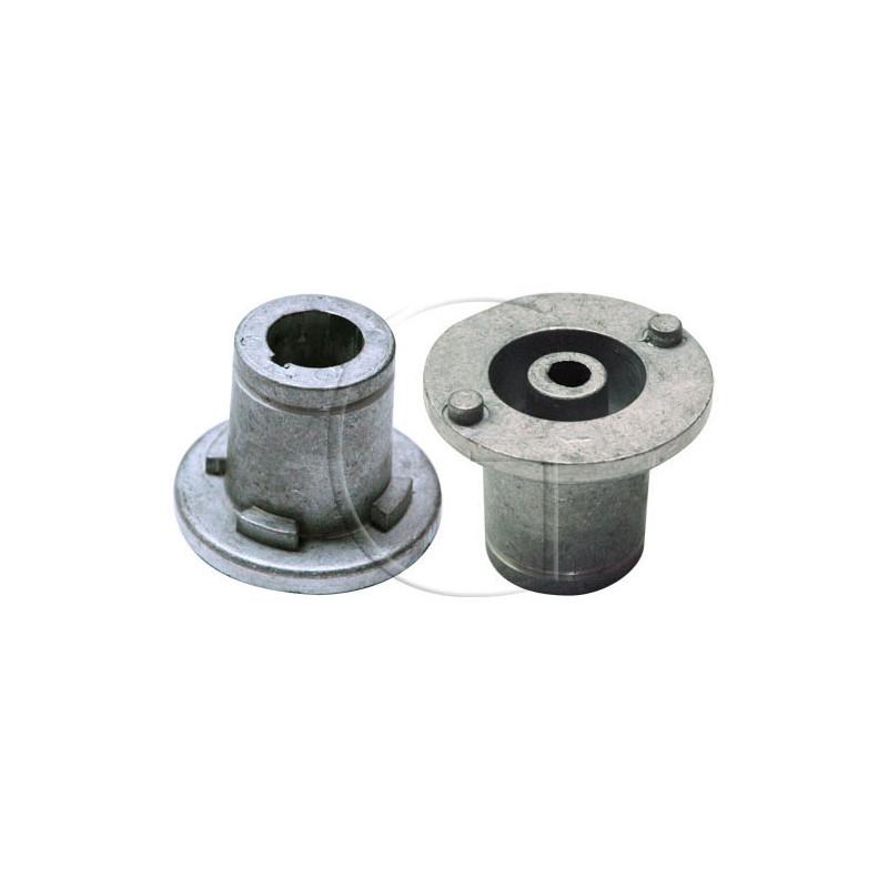 Support de lame pour tondeuse STIGA modele TURBO 43, TURBO 48, TURBO 55, PRO 48