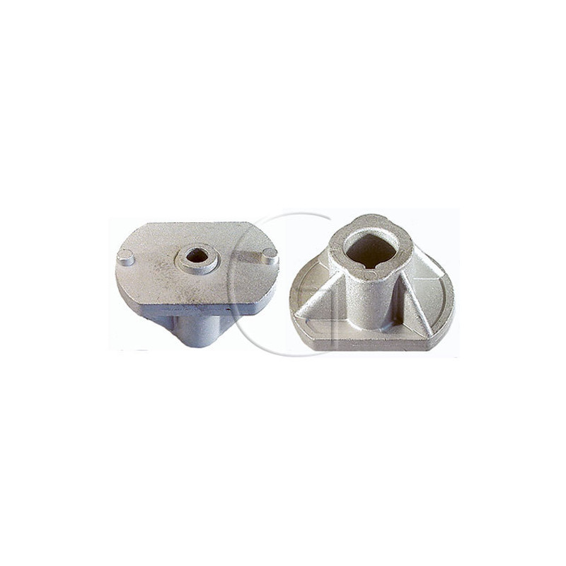 Support de lame tondeuse CASTEL GARDEN modele TC92, TC102, TC122
