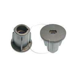 Support de lame pour tondeuse CASTEL GARDEN modele F502, F504, PA502, PA504 N° ORIGINE : 22465565/0