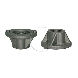 Support de lame pour tondeuse STIGA modele DINO, TORNADO, MULTICLIP 48