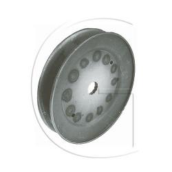 poulie/galet de lanceur pour tondeuse roper n°orig 153535, 129861 rainures à l'interieur